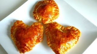 How to make Paté Chaud (Vietnamese hot pie) - Cach lam banh Pate so