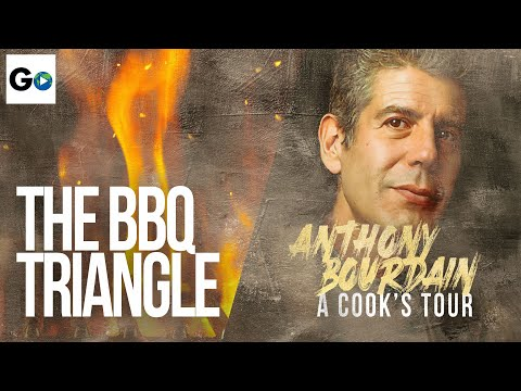 Anthony Bourdain A Cook's Tour Season 2 Episode 7: The BBQ Triangle