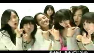 SNSD - Way to Go! [MV - HQ].3gp