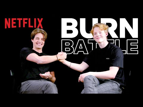 Nordic Burn Battle with Netflix's Lucas Lynggaard Tønnesen and Herman Tømmeraas