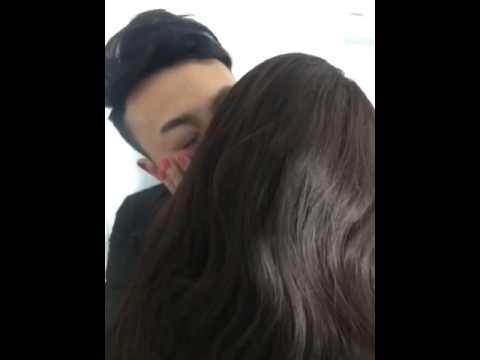 Fake kiss