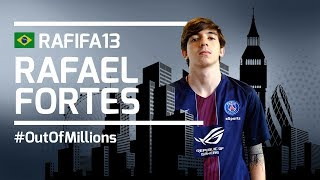 "The first selection for the FIWC Player to Watch is Rafael ""PSGRafifa"" Fortes. This will be Rafael's second trip to a FIWC Grand Final. With plenty of experience under his belt he is ready for his next shot at a FIWC title. See what the pro has to say about his FIFA experiences in this video."