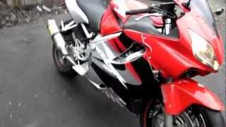 7. Honda CBR600F4i 2004 - Power Commander