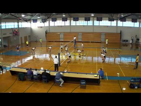 Goucher/USMMA - 10/27/13 - Set 3 (25-17)