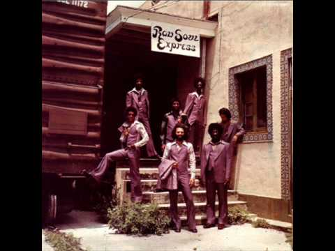 Raw Soul Express - Music Meditation RARE FUNK GROUP 1976