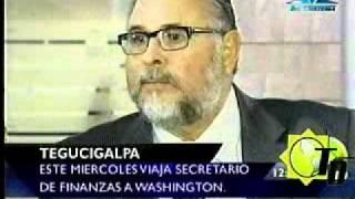 MF Héctor Guillen anuncia su viaje a EUA con FMI Telediario 21 de feb 12.avi