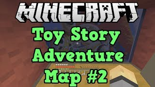Minecraft Xbox 360 + PS3: Adventure Map (Toy Story) #2