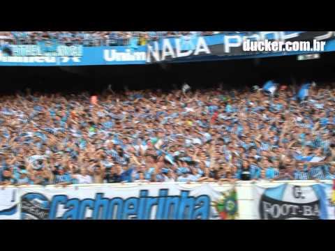 GREnal - GRÊMIO 2 x 2 inter - Sentimento que faz amar - Geral do Grêmio - Grêmio