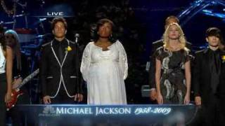 Nonton MICHEAL JACKSON Funeral: Jennifer Hudson performs Will You Be There Film Subtitle Indonesia Streaming Movie Download
