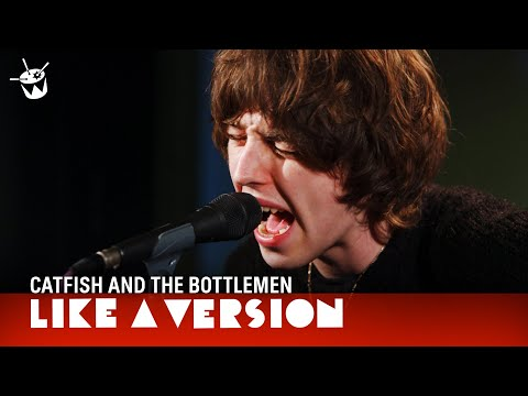 version - Welsh indie rockers Catfish & The Bottlemen cover The Killers 'Read My Mind', with just a little bit of R Kelly 'Ignition', for triple j's Like A Version. Subscribe: http://tripj.net/151BPk6...