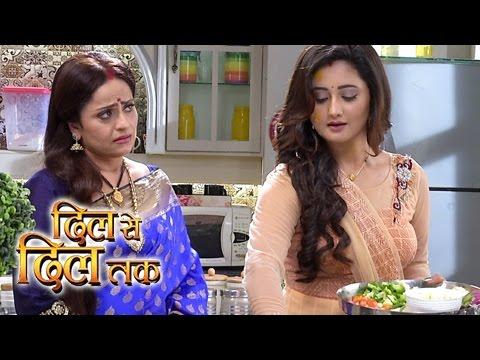 Shorvari Cooks Undhiyu For Teni   Dil Se Dil Tak -