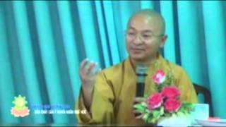 Triết học ngôn ngữ Phật giáo 02: Bản chất của ý nghĩa - TT. Thích Nhật Từ