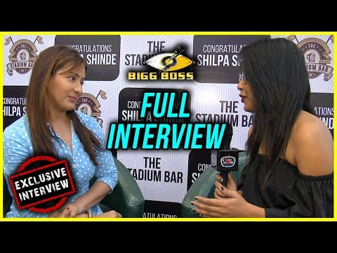 Shilpa Shinde First INTERVIEW With  After Winning