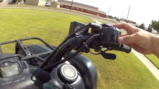 10. For Sale - 2009 Yamaha Grizzly 700 4x4- Vid 1