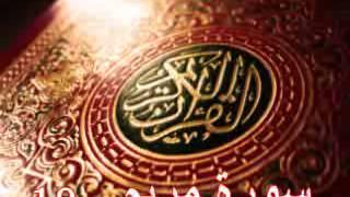 سورة مريم - ناصر القطامي | Surah Maryam - Nasser AL-Qatami