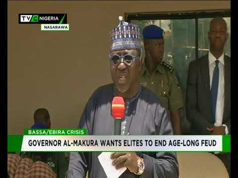 Ebira/Bassa Crisis: Al-Makura Wants Elites To End Age-long Feud