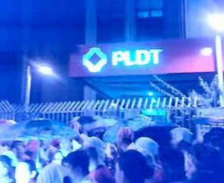 PLDT Regular rank and file employees tutol sa retrenchment