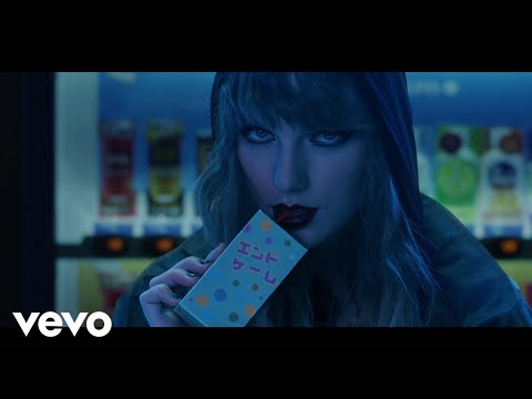 Taylor Swift, Future & Ed Sheeran – End Game