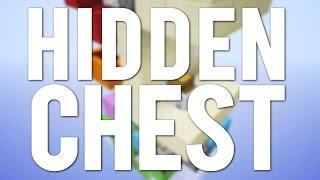 Minecraft: Fancy Hidden Pop Out Chest! [Secret Storage]