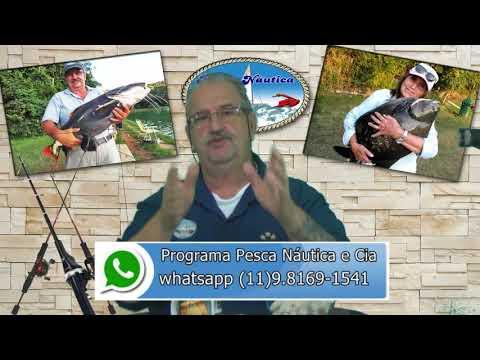 Programa Pesca Náutica e Cia 71 de 24.08.2017