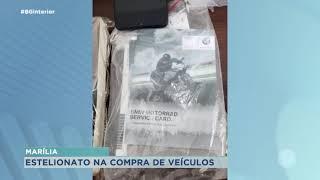 Grupo praticava golpes na compra de veículos em Marília