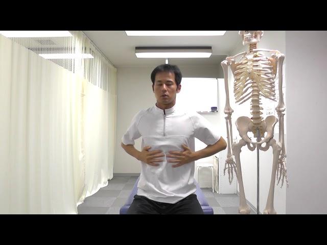 【セルフケア動画】腰椎分離症・すべり症 体幹の回旋で可動域を広げる