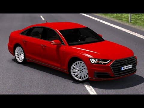 Audi A8 Long – Fixed Interior 1.30
