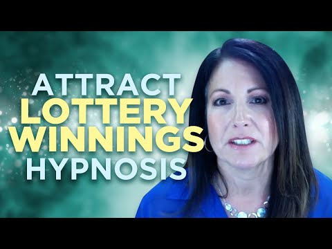 Law of Attraction - Attract Lottery Winnings Hypnosis DVD
