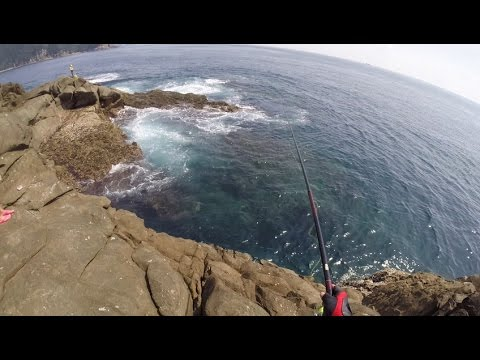 gratis download video - Intro-to-iso-fishing-rock-fishing-by-ferry-in-Japan-with-GoPro