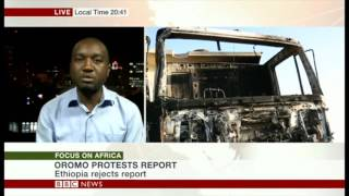 BBC News - Ethiopia's security forces accused of killing mor