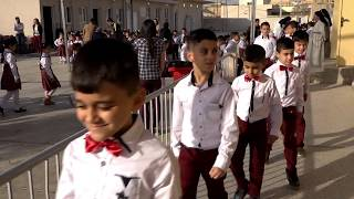 BACK TO NINEVEH<br>Iraqi Christians after ISIS<br>by  Elisabetta Valgiusti  for EWTN<br>1h. documentary, <i>1' trailer</i>
