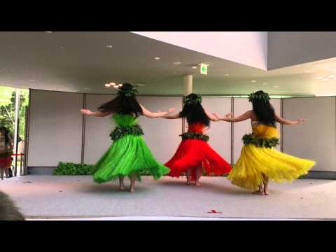 Vaea Tahiti / Pate Pate @ きぼーるフラスクエア 2015