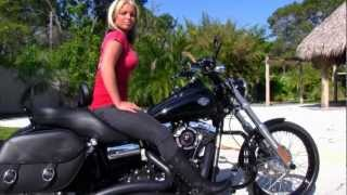 8. Used 2010 Harley-Davidson Dyna Wide Glide FXDWG