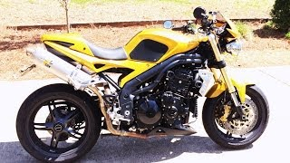 8. 2005 SPEED TRIPLE TRIUMPH #1