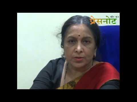 Positive steps by Dr.Rajrani in PMH Udaipur