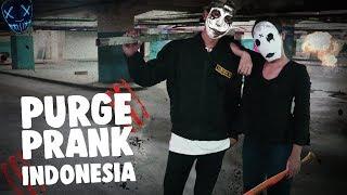 Video NAKUTIN BOCAH SAMPE NANGIS UNTUNG GAK DILAPORIN LU!!  Purge Prank Indonesia MP3, 3GP, MP4, WEBM, AVI, FLV Mei 2019