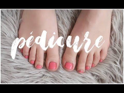Gel nails - Pas-à-pas Pédicure - Beauté des ongles  Melissa Easy Nails