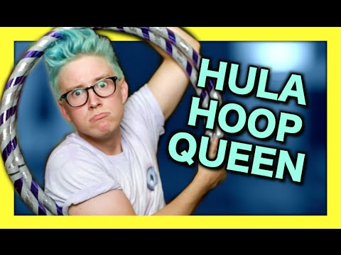 HULA HOOPING FOR ADULTS (PO Box #5) | Tyler Oakley
