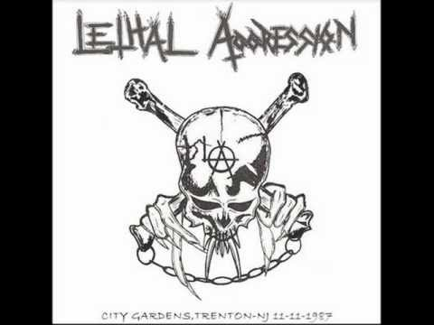 Lethal Aggression - Vodka Vodka & Morbid Reality online metal music video by LETHAL AGGRESSION