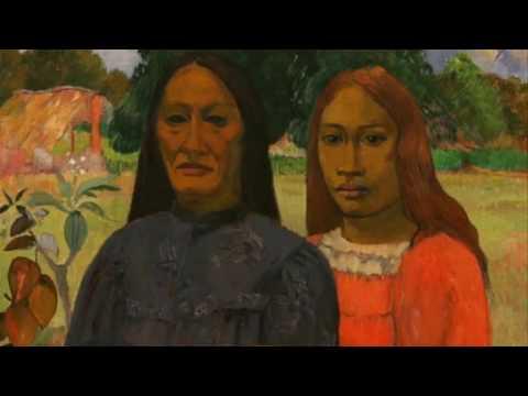 See video Paul Gauguin:  Kunstszene -  Impressionisten - Panamakanals - Krankheit - Armut