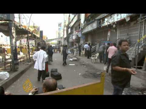 India on high alert after deadly bombings