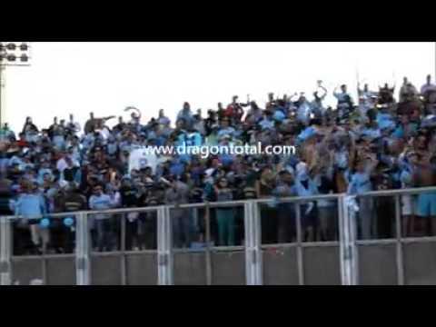 Video - La fiel del norte - dijeron que al carlos dittborn no ibamo a entrar - Furia Celeste - Deportes Iquique - Chile