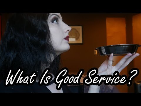 """What is """"Good"""" Service Submission?"""