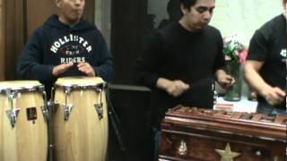 Marimba Orquesta Sangre Chapina - CUMBIA JALAPANECA (ENSAYO)