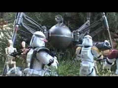 sedge lego star wars clones vs droids