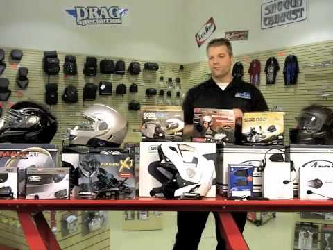 Motorcycle Communication - In this tip, Kyle Bradshaw of www.CruiserCustomizing.com talks about several of todays motorcycle headsets and communication devices. Most of todays motorcyc...