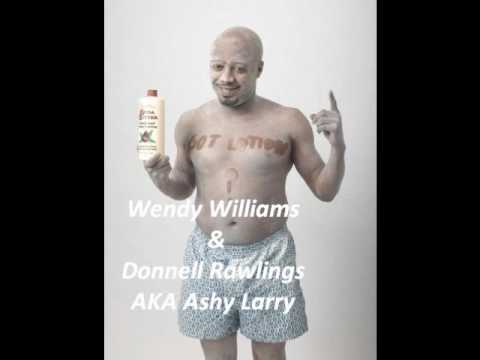 Wendy Williams And Donnell Rawlings Aka Ashy larry