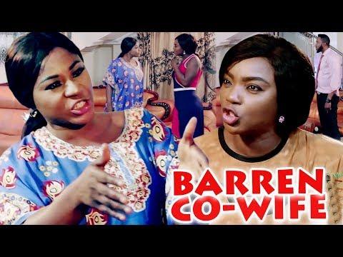 Barren Co-Wife Season 5 & 6 - ( Destiny Etiko / Chioma Chukwuka ) 2019 New Latest Nigerian Movie
