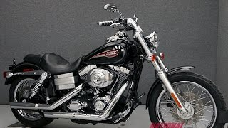 4. 2006 Harley Davidson FXDL Dyna Low Rider  - National Powersports Distributors
