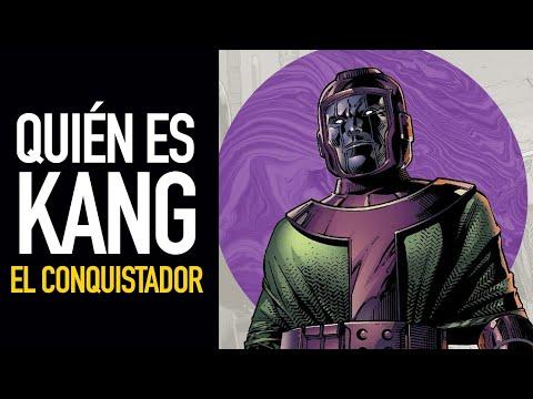 ¿Quién es Kang El Conquistador?